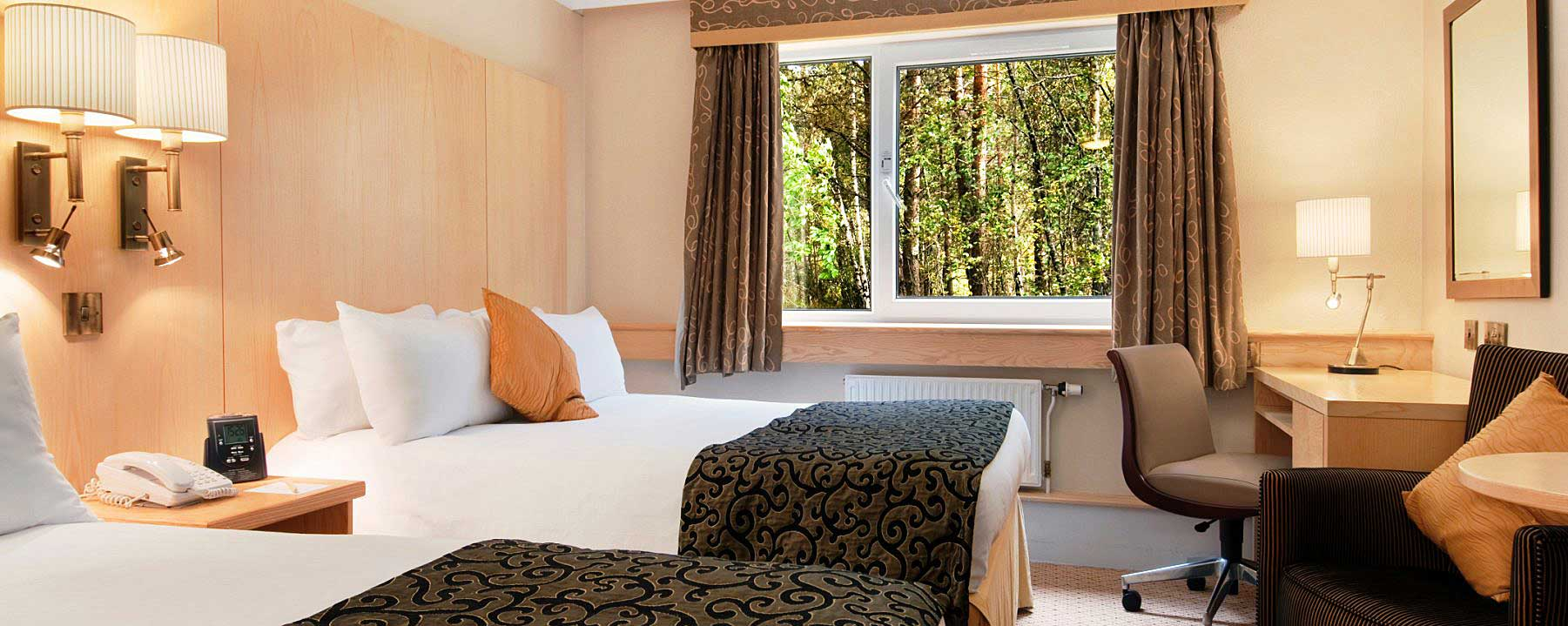 Accommodation in Aviemore
