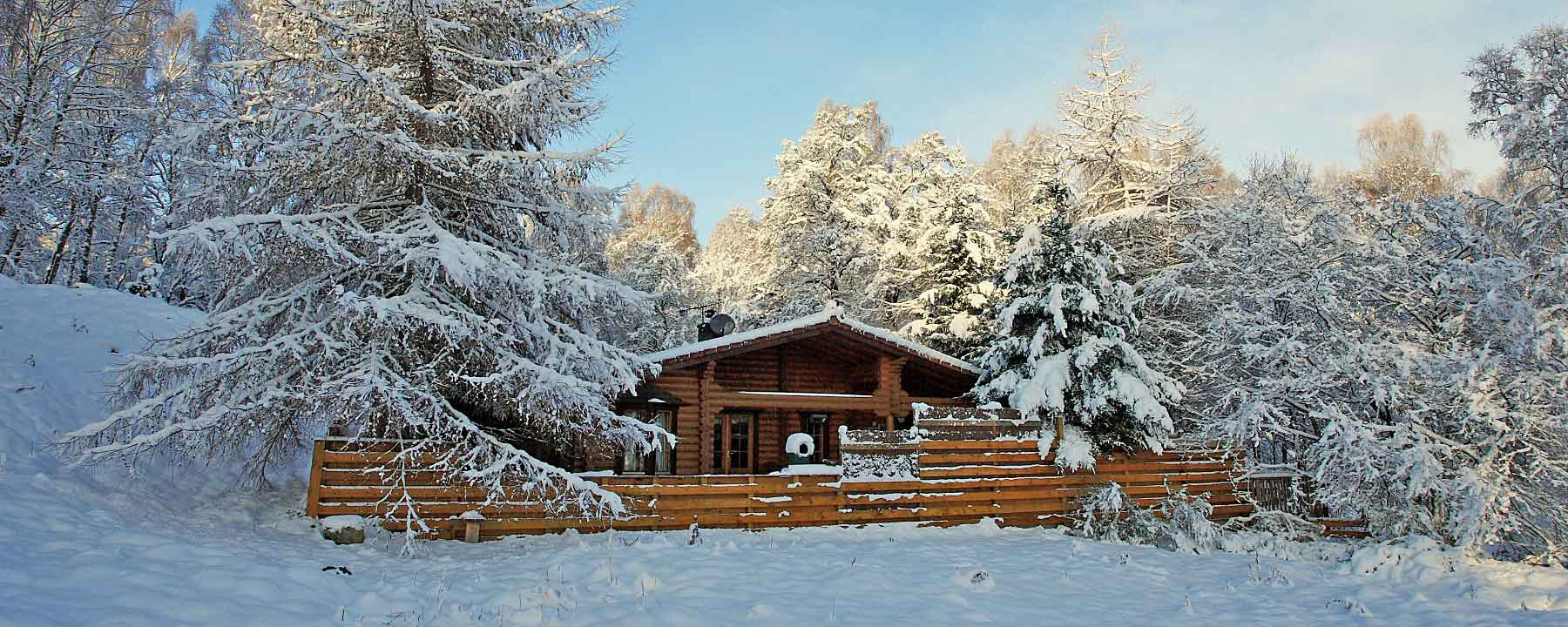 Aviemore Log Cabins