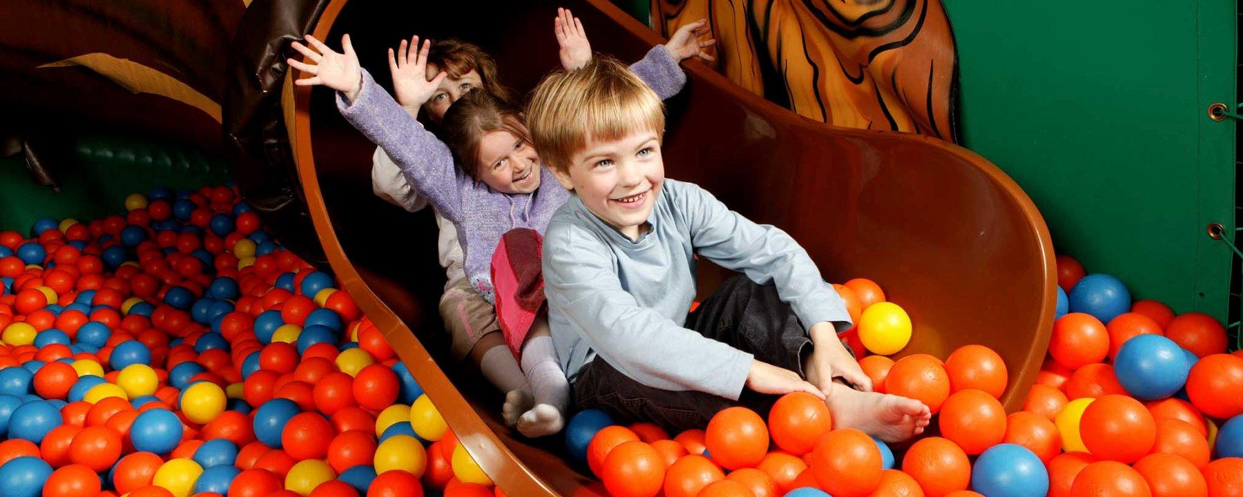 Aviemore Indoor Attractions And Activities Soft Play Cinema