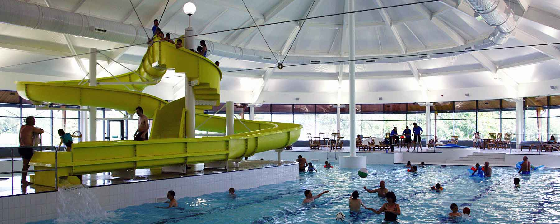 Swimming and Leisure in Aviemore