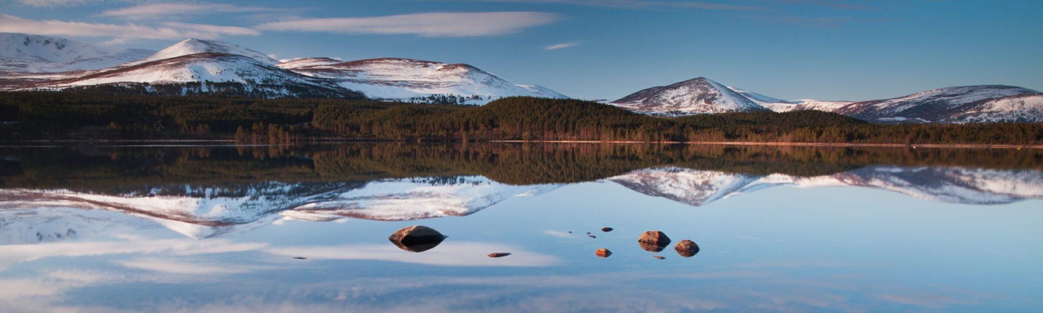 Loch Morlich Mirror